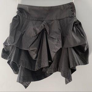 🔪All Saints 🔪 High Waist Parachute Skirt US4